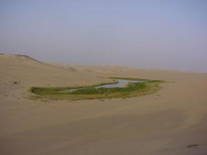 Lugares de descanso en el Valle de Lágrimas